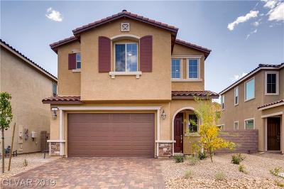 North Las Vegas NV Single Family Home For Sale: $315,892