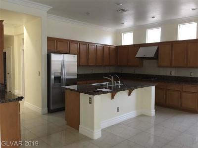 Single Family Home For Sale: 3060 Azure Bay Street