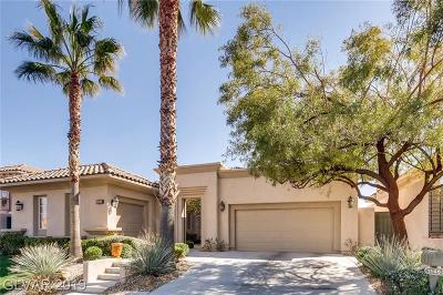 Las Vegas Single Family Home For Sale: 11463 Glowing Sunset Lane