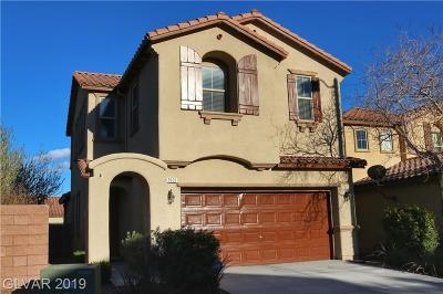 Single Family Home For Sale: 7826 Tarberts Cottage Street