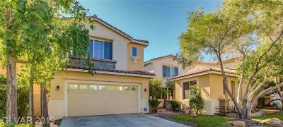 Henderson Single Family Home Under Contract - No Show: 1361 Volturno Way