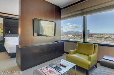 Las Vegas NV High Rise Under Contract - No Show: $460,000