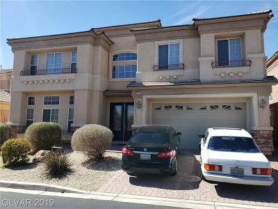 Single Family Home For Sale: 6761 Clay Tablet Street