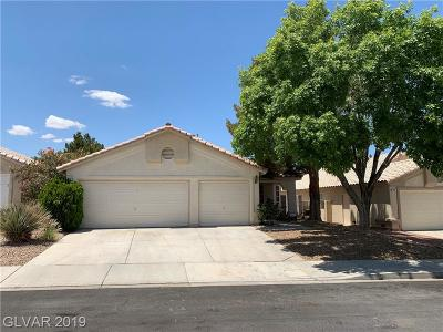 Henderson Single Family Home For Sale: 213 Chiquis Court