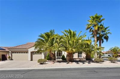 Boulder City, Henderson, Las Vegas, North Las Vegas Single Family Home For Sale: 2161 Madison Heights Street