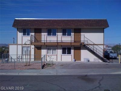 Henderson, Las Vegas Multi Family Home For Sale: 175 Judy Court