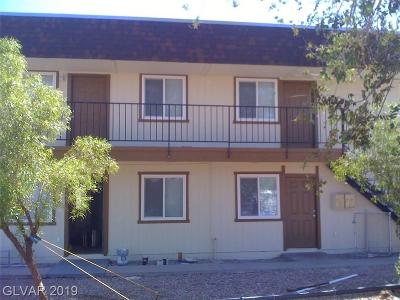 Henderson, Las Vegas Multi Family Home For Sale: 179 Judy Court