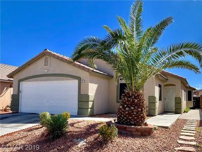 North Las Vegas Single Family Home For Sale: 527 Shallow Mist Court