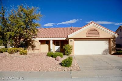 Boulder City, Henderson, Las Vegas, North Las Vegas Single Family Home For Sale: 2620 Springridge Drive