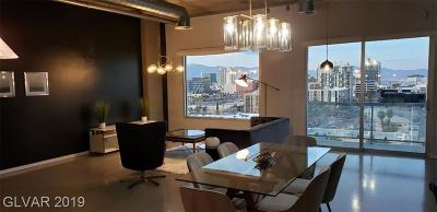 Soho Loft, Soho Lofts High Rise For Sale: 900 South Las Vegas Boulevard #901