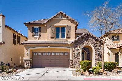North Las Vegas NV Single Family Home Under Contract - No Show: $275,000