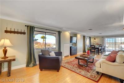 Boulder City Single Family Home For Sale: 201 Mead Way