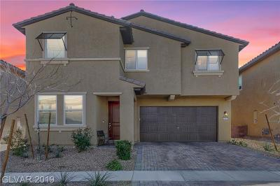 North Las Vegas Single Family Home For Sale: 2107 Saybrook Avenue
