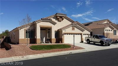 Henderson Single Family Home For Sale: 1604 Shootout Place