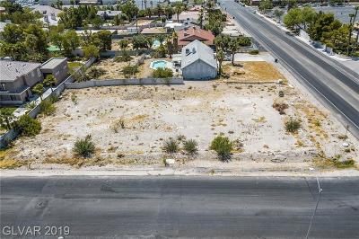 Las Vegas NV Residential Lots & Land For Sale: $280,000