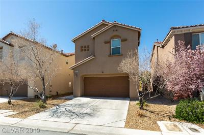 Las Vegas Single Family Home For Sale: 10223 Glimmering Star Drive