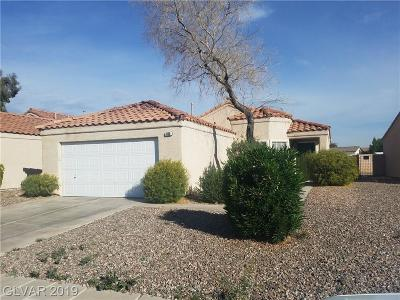 Henderson Single Family Home For Sale: 865 Adobe Flat Drive