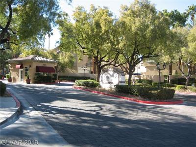 Condo/Townhouse For Sale: 1605 Crimson Hills Drive #204