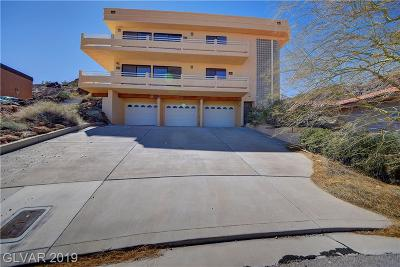 Boulder City Single Family Home Under Contract - Show: 504 Dee Circle