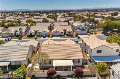 Las Vegas Single Family Home For Sale: 5612 Desert Eagle Court