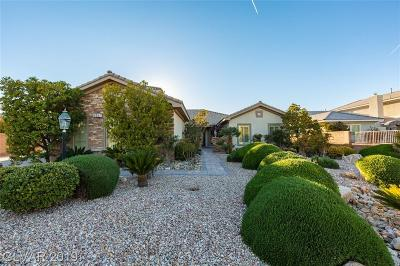 Boulder City, Henderson, Las Vegas, North Las Vegas Single Family Home For Sale: 9057 Polaris Avenue