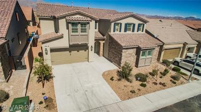 North Las Vegas Single Family Home For Sale: 1012 Aspen Hollow Court