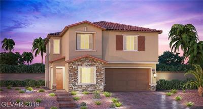 North Las Vegas NV Single Family Home For Sale: $378,017