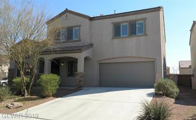 North Las Vegas Single Family Home For Sale: 1805 Sweet Jenny Court
