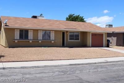 Las Vegas Single Family Home For Sale: 2569 Pine Creek Road