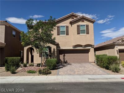 Las Vegas Single Family Home For Sale: 771 White Dogwood Court