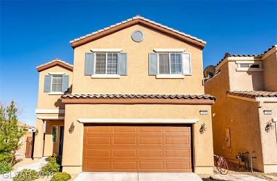Las Vegas Single Family Home For Sale: 7608 Aubusson Court