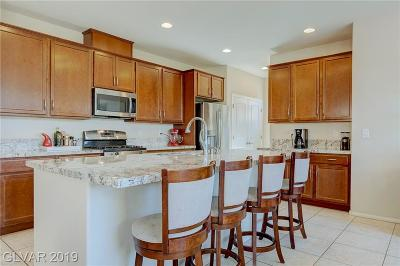 North Las Vegas Single Family Home For Sale: 6629 Dome Rock Street