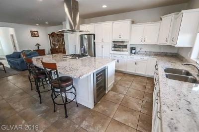 Boulder City, Henderson, Las Vegas, North Las Vegas Single Family Home For Sale: 5625 Sagamore Canyon Street