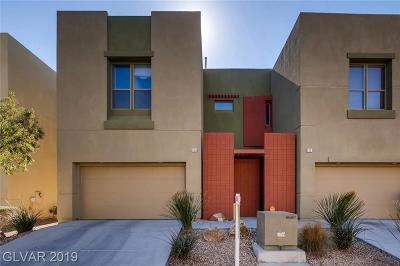 North Las Vegas Condo/Townhouse Under Contract - Show: 169 Toasted Almond Avenue