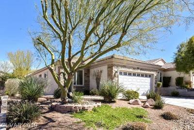 Boulder City, Henderson, Las Vegas, North Las Vegas Single Family Home For Sale: 2348 Neutron Star Street
