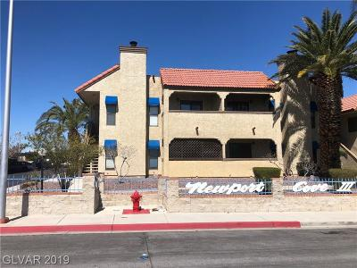 Las Vegas Condo/Townhouse For Sale: 4706 Obannon Drive #C