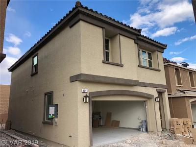 Las Vegas Single Family Home For Sale: 8099 Switchback Run Street