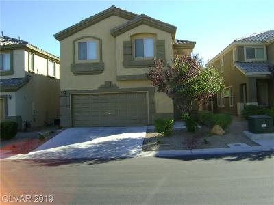 Clark County Rental Under Contract - No Show: 155 Water Hazard Lane