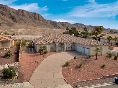 Las Vegas NV Single Family Home For Sale: $599,999