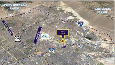 North Las Vegas Residential Lots & Land For Sale: Englestad