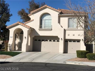 Henderson Single Family Home For Sale: 1256 Rising Cloud Circle