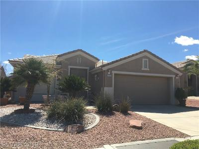 Boulder City, Henderson, Las Vegas, North Las Vegas Single Family Home For Sale: 2157 High Mesa Drive