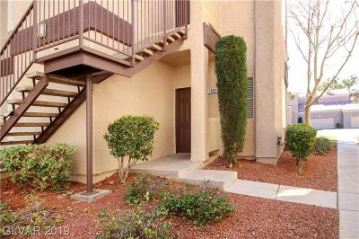 Las Vegas NV Condo/Townhouse For Sale: $203,500