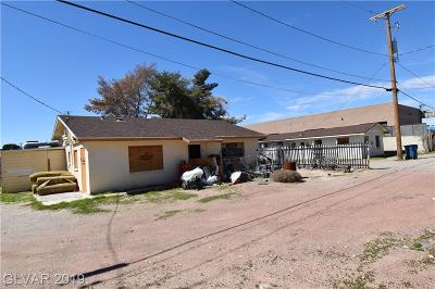 Las Vegas Single Family Home For Sale: 3174 North Las Vegas Boulevard