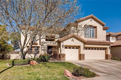 Henderson Single Family Home For Sale: 1964 Larkspur Ranch Court