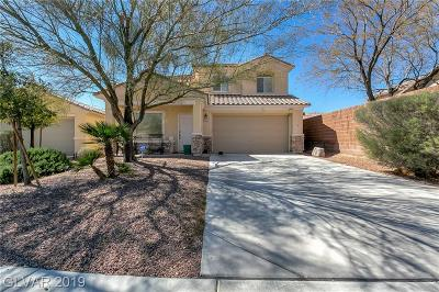 North Las Vegas Single Family Home For Sale: 2927 Disk Avenue