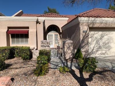 Boulder City, Henderson, Las Vegas, North Las Vegas Condo/Townhouse For Sale: 2616 Palmridge Drive