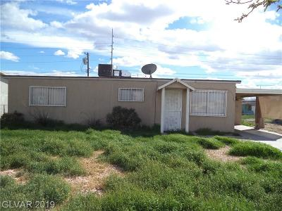 Las Vegas NV Single Family Home For Sale: $129,500