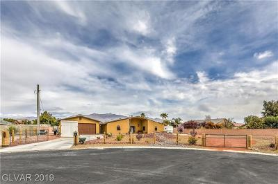 Las Vegas NV Single Family Home Under Contract - No Show: $499,888