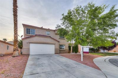 North Las Vegas Single Family Home For Sale: 6133 Dogwood Falls Court